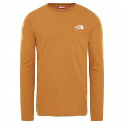 Мъжка блуза M L/S EASY TEE TIMBRTAN/VNTGWT