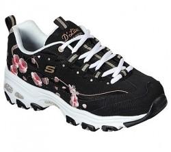 Дамски обувки D'LITES - SOFT BLOSSOM BKPK