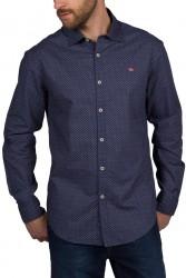 Мъжка риза GILLI - BLUE DOTS F1D