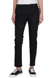 Дамски чино панталон MERIDIAN W - BLACK 041