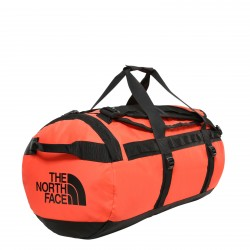 Сак BASE CAMP DUFFEL - M FLARE/TNF BLACK