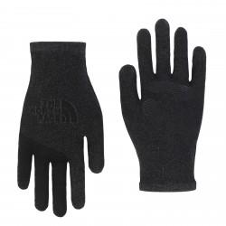 Дамски ръкавици W ETIP KNIT GLOVE TNF BLACK