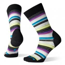 Дамски чорапи W Margarita in Black-Meadow Mauve Heather