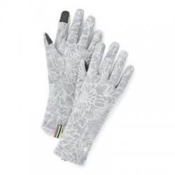 Дамски ръкавици M 250 Ptrn Glove in LIGHT GRAY TRACED DAHLIA