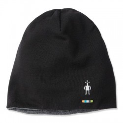 Шапка MS250 Rvsible Beanie in BLACK