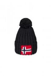 Мъжка шапка SEMIURY 3 - BLACK 041
