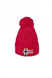 Мъжка шапка SEMIURY 3 - RED TANGO