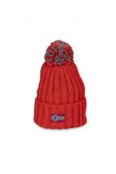 Дамска шапка SEMIURY WOM 1 - ORANGE CLAY