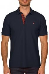 Мъжка тениска EOLANOS 1 - BLU MARINE