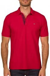 Мъжка тениска EOLANOS 1 - RED TANGO