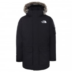 Мъжко яке M REC MCMURDO JKT TNF BLACK