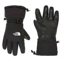 Мъжки ръкавици M MONTANA FL ETIP GL TNF BLACK