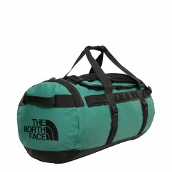 Сак BASE CAMP DUFFEL - M EVERGRN/TNFBLCK