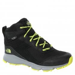 Детски обувки JR HH HKR II MID WP TNFBLK/SLPHRSPG