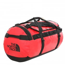Сак BASE CAMP DUFFEL - L TNF RED/TNF BLK