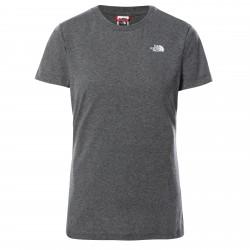 Дамска тениска W GRAPHIC S/S TEE TNFMEDIUMGRYHTR