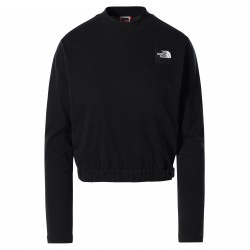 Дамски пуловер W BLACK BOX LS TOP TNF BLACK