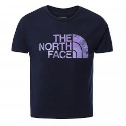 Детска тениска G S/S ON MTN TEE TNF NAVY