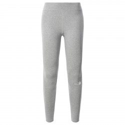 Дамски клин W COTTON LEGGING TNFLIGHTGREYHTR