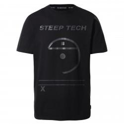 Унисекс тениска STP TCH LT SS TOP TNF BLACK
