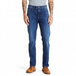 Мъжки дънки Squam Lake Stretch Jeans in Blue