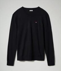 Мъжки пуловер DECATUR V 3 - BLU MARINE
