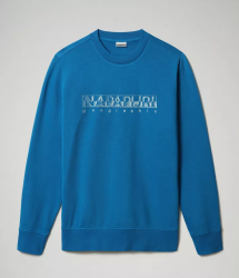 Мъжка блуза BALLAR C - MYKONOS BLUE