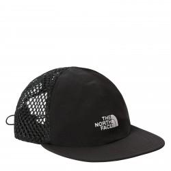 Шапка RUNNER MESH CAP TNF BLACK