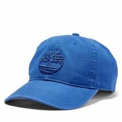 Мъжка шапка Soundview Cotton Canvas Baseball Cap In Blue