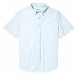 Мъжка риза Pleasant River Oxford Shirt for Men in Light Blue