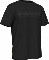 Мъжка тениска SS OUTDOOR HERITAGE LINEAR LOGO TEE in Black