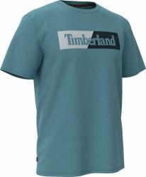 Мъжка тениска Kennebec Puffed River Linear in Light Blue