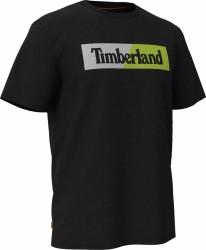 Мъжка тениска Kennebec Puffed River Linear in Black