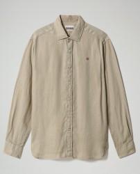 Мъжка риза GERVAS 3 - SILVER SAGE