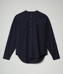 Дамска риза GHIO - BLU MARINE