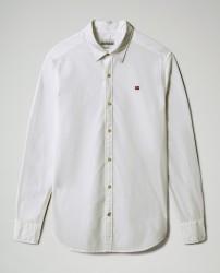 Мъжка риза GIREL - BRIGHT WHITE