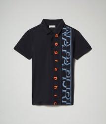 Детска тениска K EADYR - BLU MARINE