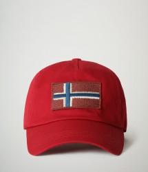 Мъжка шапка FONTAN 1 - OLD RED