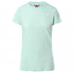 Дамска тениска W GRAPHIC S/S TEE MISTY JADE