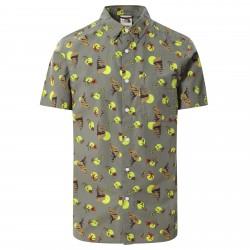 Мъжка риза M S/S BAYTRAIL SHRT AGVGRNVLYSNPRNT