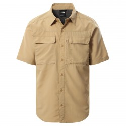 Мъжка риза M S/S SEQUOIA SHIRT MOAB KHAKI