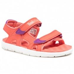 Юношески сандали Perkins Row 2-Strap for Junior in Pink