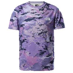 Детска тениска Y S/S REACT TEE SWTLVDRCLDCMPRT