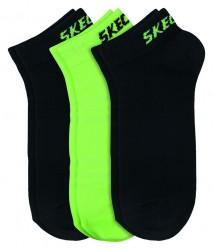 Унисекс чорапи Unisex Mesh Ventilation Sneaker 3p-SK43022-201