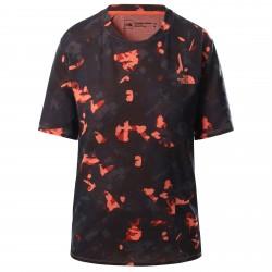 Дамска тениска W PRNT WNDR SS EMBGORSCRSHTPRT