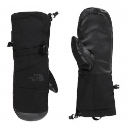 Дамски ръкавици W MONTANA FL ETIP MT TNF BLACK