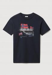 Мъжка тениска STARLIGHT BLU MARINE
