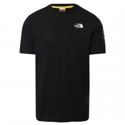 Мъжка тениска M BB SR SS TEE TNF BLACK