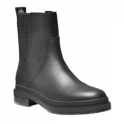 Дамски ботуши Lisbon Lane Chelsea Boots for Women in Black