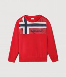 Детска блуза K BERI C RED TANGO